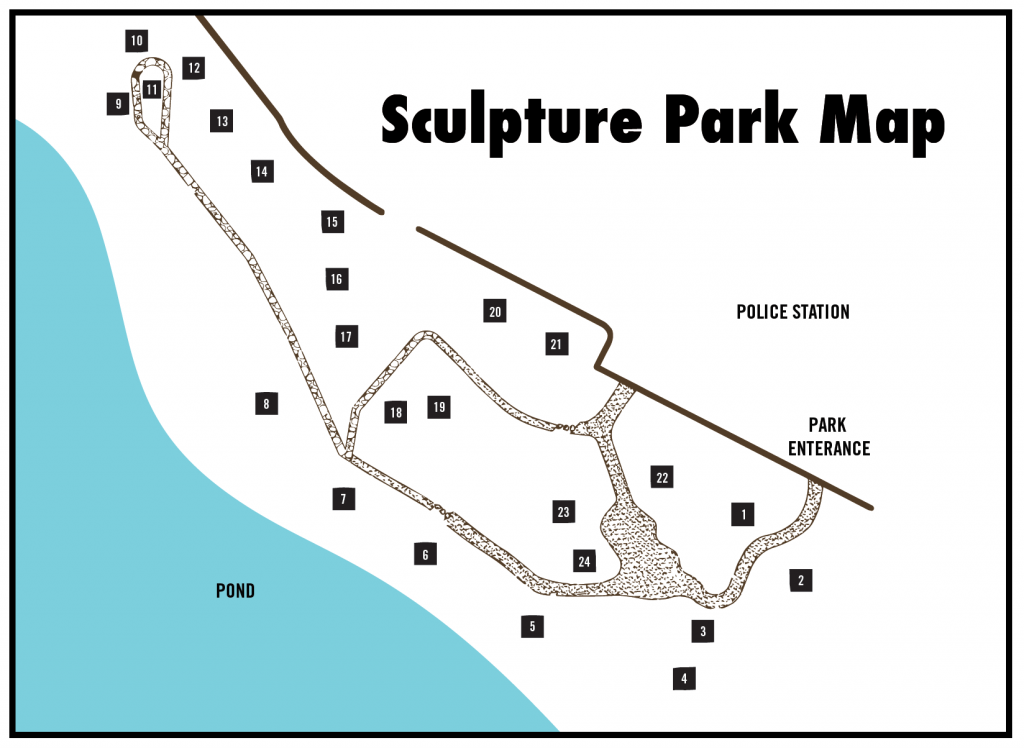 sculptureparkmap